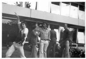 1974.-Saarbrücken-TV