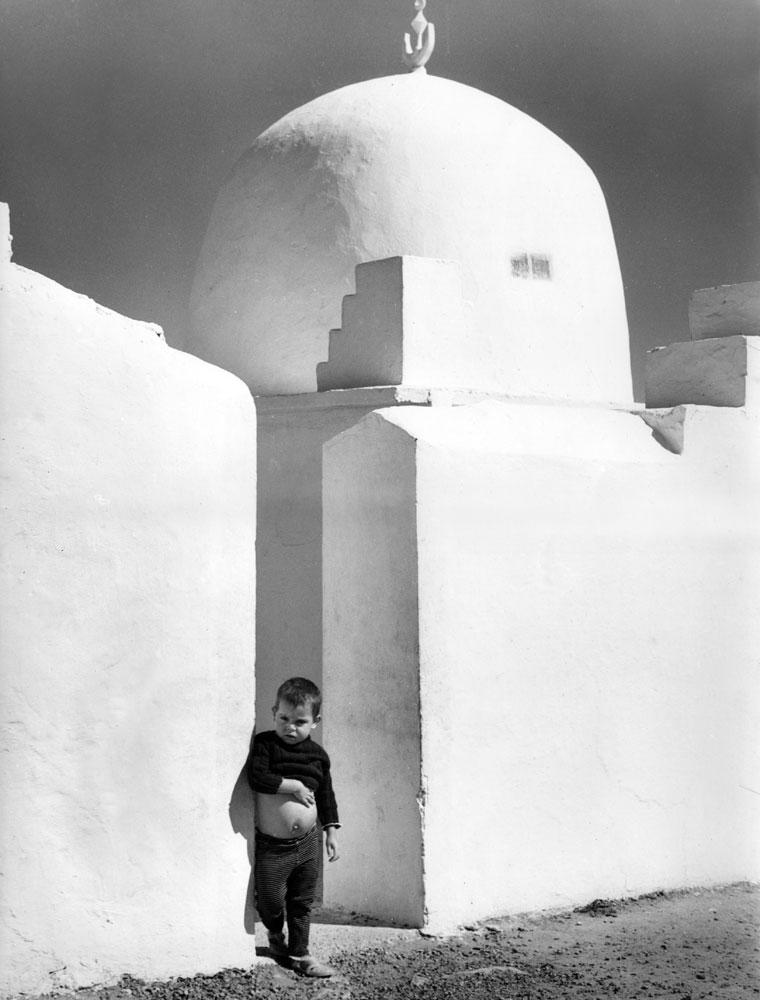 Eifert János: Mohamedán szentély Oránban (Algéria, 1968)