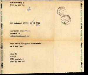 Tavirat-eifert anna-megszuleteserol, 1976