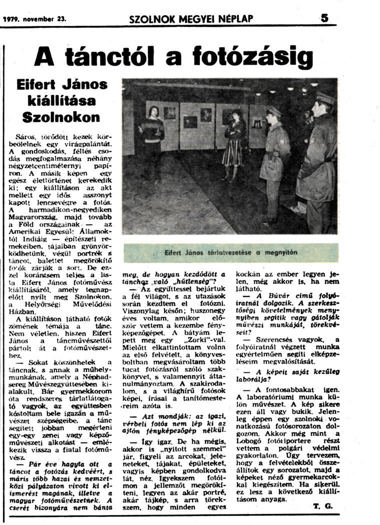 1979.11.23. Szolnok-Megyei Hírlap