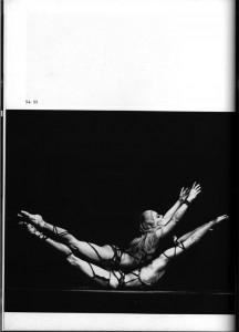 Adél Orosz: the Chosen; Iván Markó: the Fallen (Photo: Eifert János) 1981-Budapesti-Balett-054