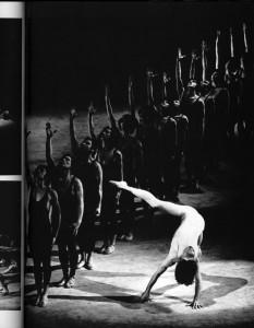 Imre Dózsa (Le Sacré du printemps) Photo: Eifert János, 1981-Budapesti-Balett-151