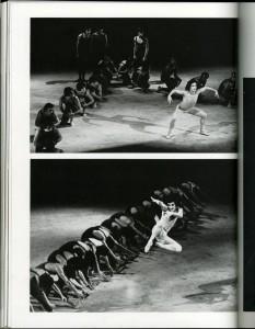 Imre Dózsa (Le Sacré du printemps) Photo: Eifert János, 1981-Budapesti-Balett-152-153