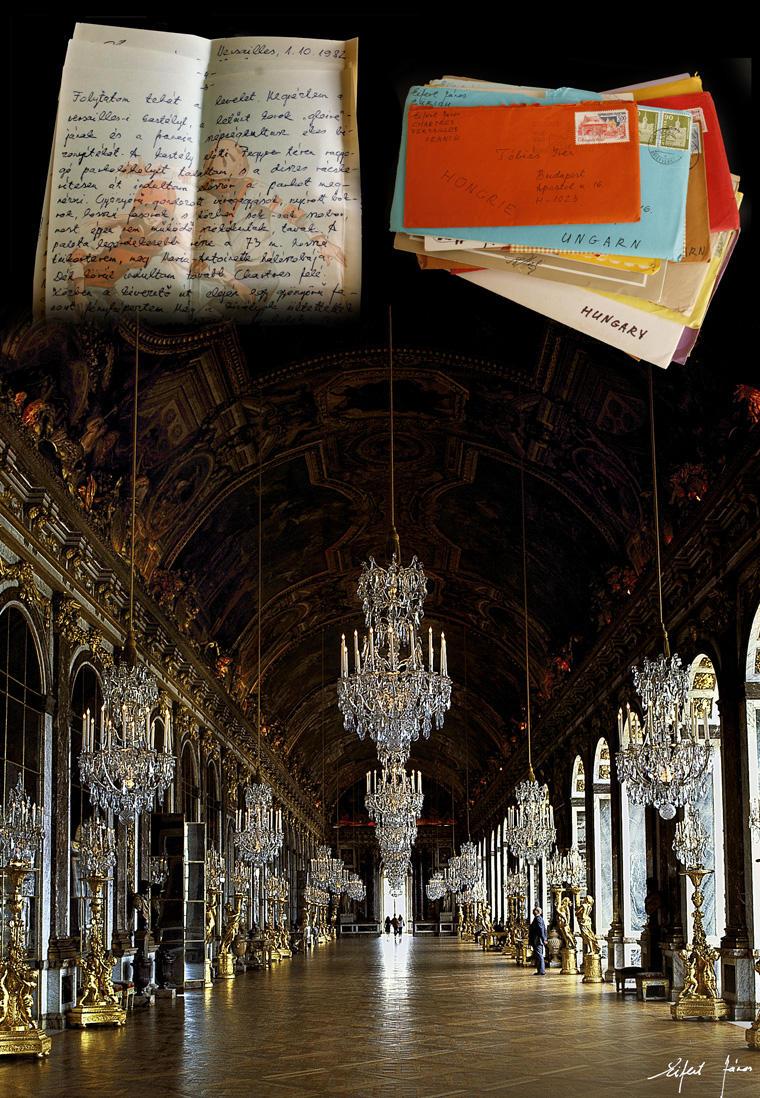 Levél T.I.-nek, Versailles, Chartres, 1982. október 1.