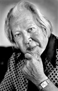 Helmut Gernsheim at my home in Tempe, 1981