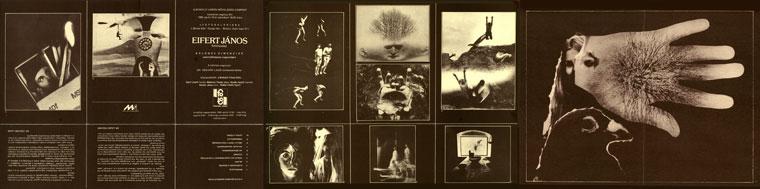 Eifert János: Különös dimenziók (katalógus)