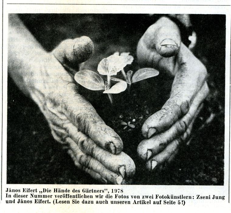 Neue-Zeitung-Kertész-keze-1985.10