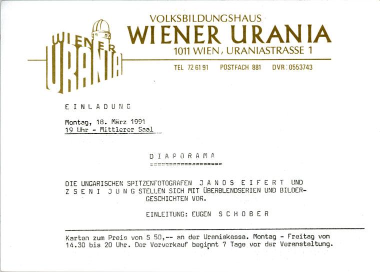 1991.03.18.Wiener-Urania-Diaporama