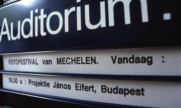 1992.04.17-Belgium-Mechelen-Eifert-vetítése-tábla