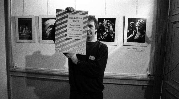Mois de la Photo, Eifert János kiállítása