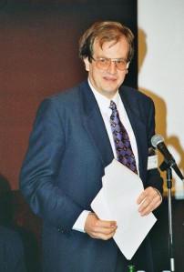 Palotás János felszólalása, IOE kongresszus, Budapest, 1996.09.1