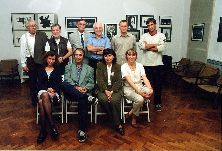 28. Zagreb Salon, fotózsűri