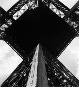 Lucien Hervé: Eiffel-torony 1
