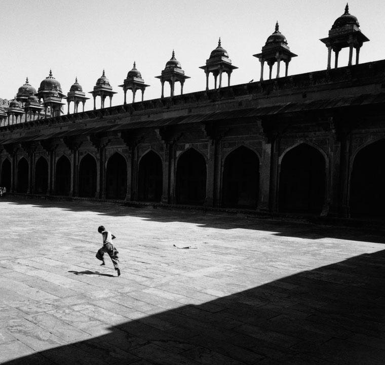 Lucien Hervé: Fatehpur Sikri