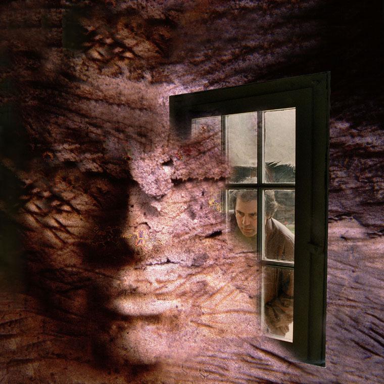 Eifert János: Kíváncsi önarckép (2002)