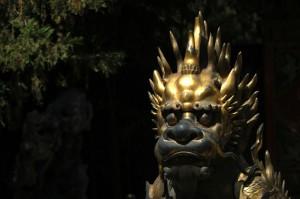 Eifert János: Oroszlán (Kína, Henan tartomány 2002)