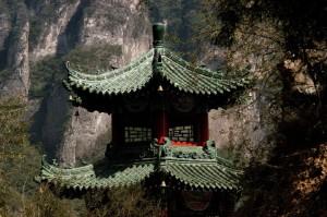 Eifert János: Pavilon (Kína, Henan tartomány 2002)