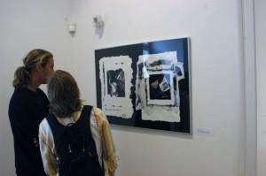 35. Nemzetközi Művésztelep kiállítása (Győr, 2003. július), Eifert János képei