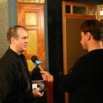 TV-interjú, Első könyvem - Eifert János portréfilm szakmai bemutatója, sajtótájékoztatója az Uránia Nemzeti Filmszínházban (Budapest, 2003. december 15.)