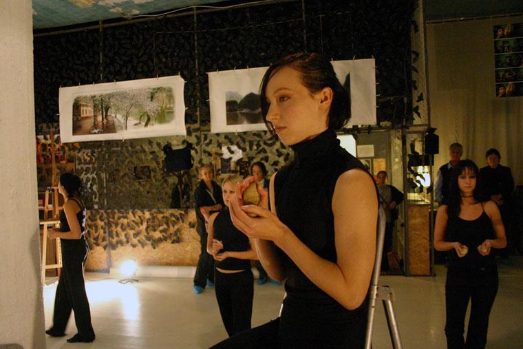 Performance  (Photo: Eifert János)