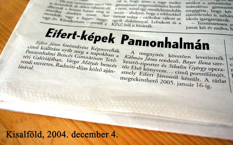 2004-12-04-Kisalföld_hír
