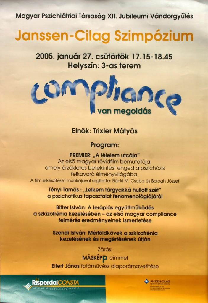 2005.01.27-Magyar-Pszichiátriai-Társaság-Vándorgyűlés-plakátja