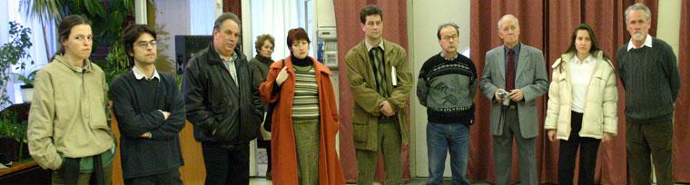 2005.02.25. Papp-Elek kiállítása