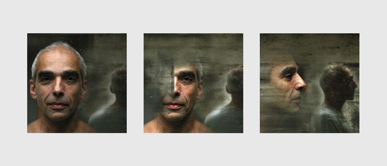 Eifert János: Angelus Iván (Pilisszentkereszt, 2005) HÁRMASKÉPEK/TRIPTICHONS