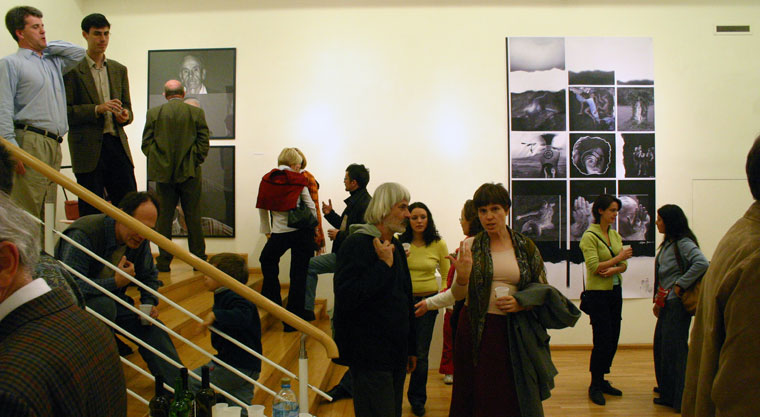 Számítóképek 7. - Vizivárosi-Galéria, Budapest, 2005. 2005. október 28 - november 18.