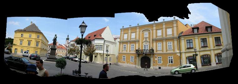 Győr-Bécsi-kapu-tér