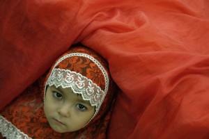 Uygur-girl-Urumqi
