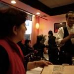 Lisa a kínai étteremben, Boston, 2008.02.17. (Photo: Eifert János)