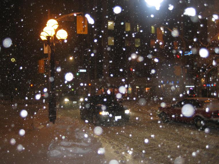 Toronto-Hóesés