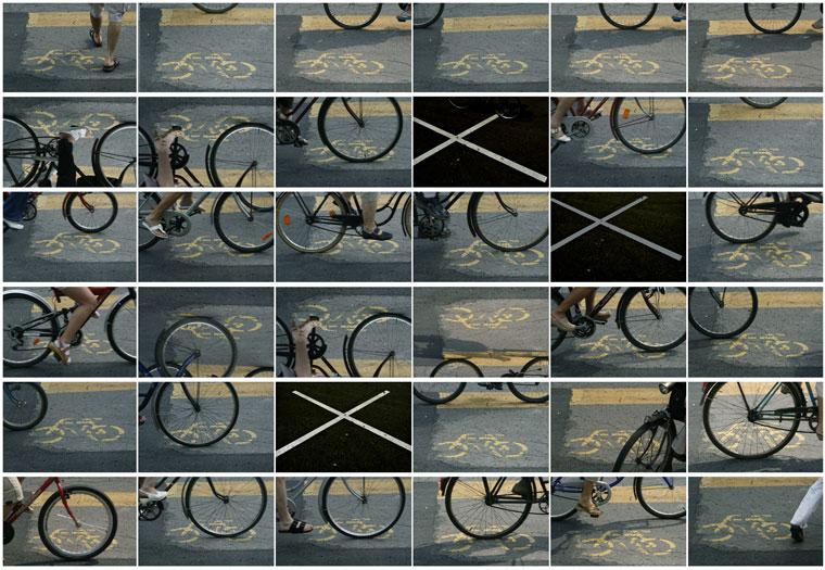 Eifert János: KerékpárSzekvencia 03 (Hódmezővásárhely, 2007.06.15.)