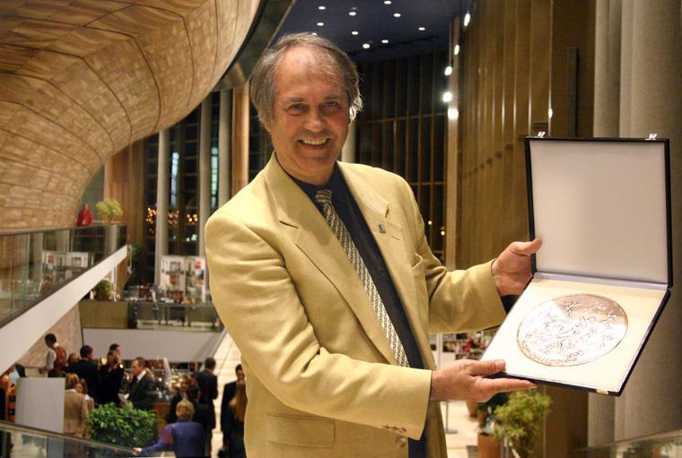 Eifert a Táncmûvészetért díjjal