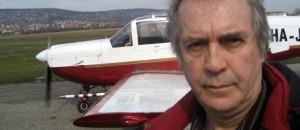 Felszállás elõtt a Budaõrsi repülõtéren