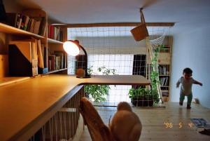 Budapest, Dózsa Gy. úti lakásunk, 1996. május 4.