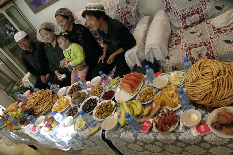 Gasztronómia, 2006. szeptember 26. China, Sangong - Photo: Eifert János