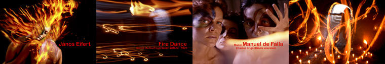 Tûztánc/Fire Dance 1991