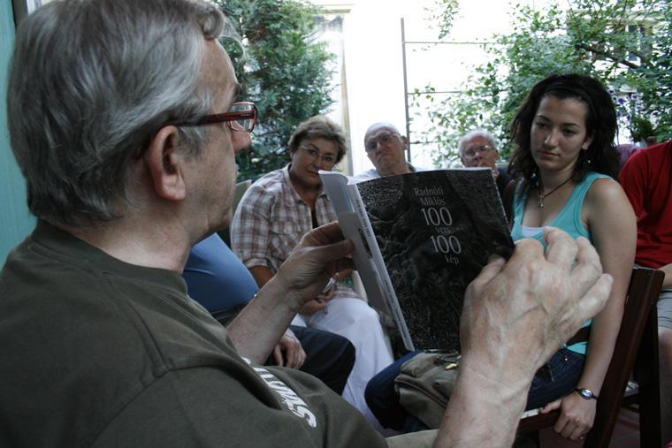 Tóth József Füles előadása - Photo: Eifert