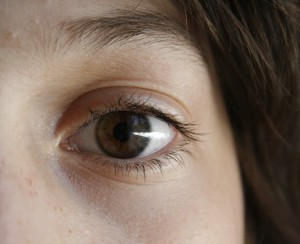 Eifert András Szilveszter szeme