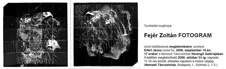 Fejér Zoltán-Fotogram-meghívó-design: Eifert János