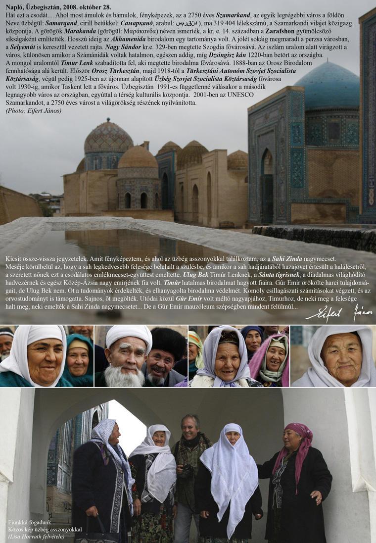 Eifert-Napló-Üzbegisztán-Szamarkand-2008.10.28
