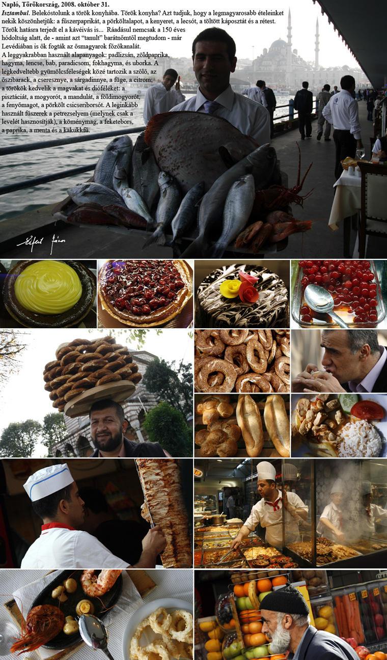 Törökországi napló, 2008. november 1.