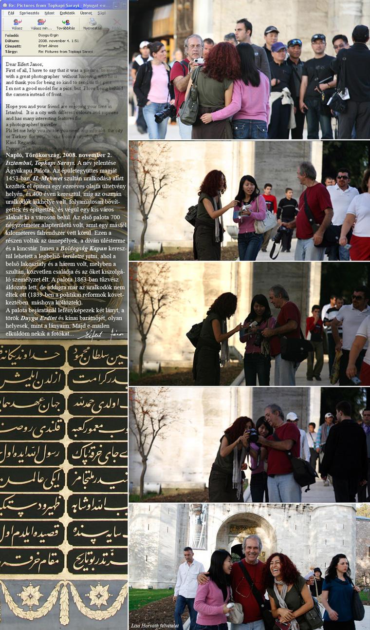 Törökországi napló, 2008. november 2.