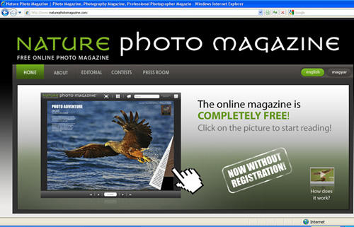 Nature Photo Magazine, Hungary