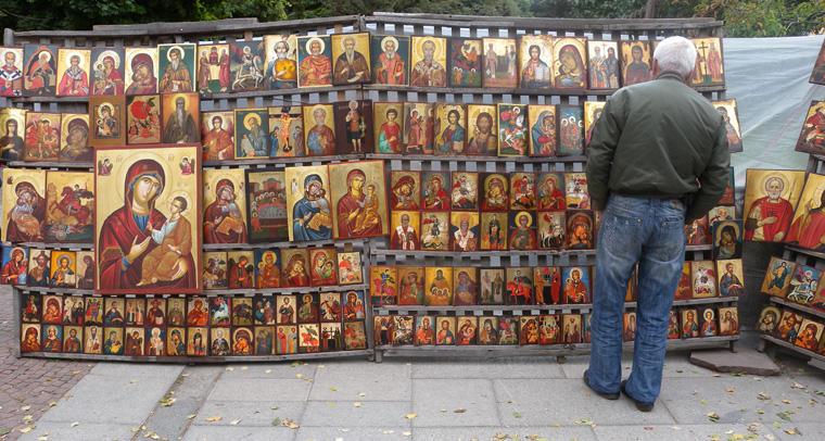Bulgaria-Szófia-Ikonok-Photo-Eifert