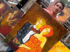 Bulgaria-Soffia-Plamen-Dianov-painter-Photo-Eifert