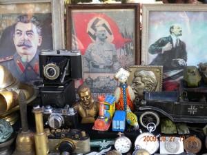 Szófia-bolhapiac-Sztálin-Hitler-Lenin