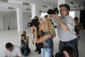 Fotóoktatás.hu - táncworkshop az MMS Mozgásművészeti Stúdióban - Photo: Eifert János